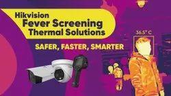 Hikvision Group Temperature Screening