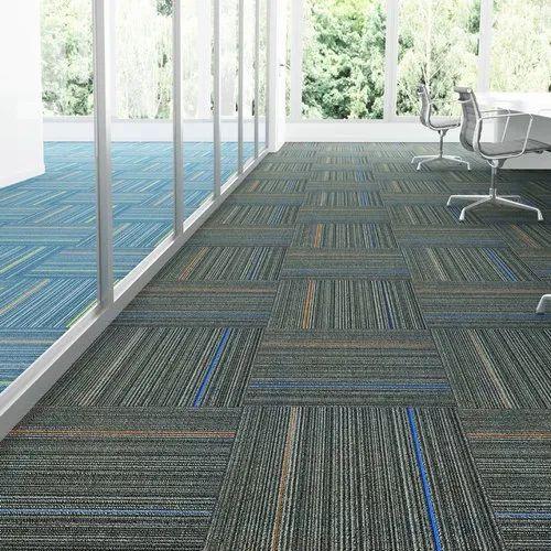 Polypropylene Carpet Tile
