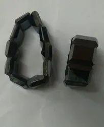 黑色方形磁石磁石,用于珠宝,克拉:5克拉