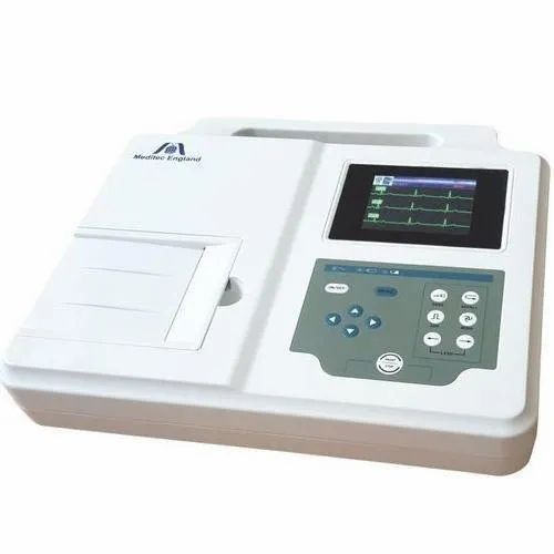 E 402 Three Channels Electrocardiograph