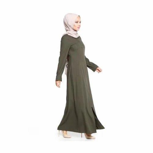 Plain Ladies Abaya at Rs 2000 /piece | Islami Abaya ...