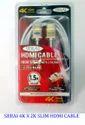 Serai Slim HDMI Cable