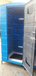 FRP Portable Ladies Urinal Cabin