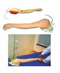 Full Functional Vein Injection Arm