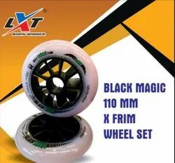 110 mm Black Magic X Firm Wheel Set