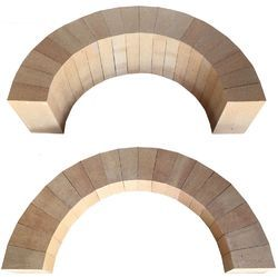 PPW Refractory Dome Brick