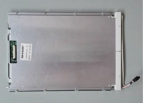 160 Ampr Green LCD Display for CNC Machine, Model Name/Number: LM64P101R-METAL