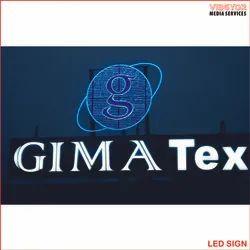 LED Letter