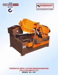 Automatic Horizontal Metal cutting Bandsaw Machine AC-1-HS