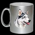 Silver Sublimation Mug