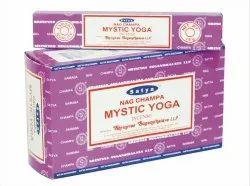 Satya Nag Champa Mystic Yoga Incense Sticks