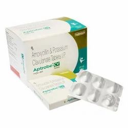 Amoxycillin 500mg & Clavulanic Acid 125mg Tablets