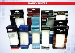 Handkerchief Packaging Boxes