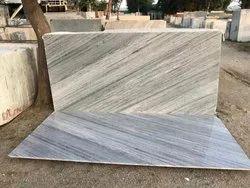 Makrana Kumari Marble Slabs, Thickness: 15-20 Mm