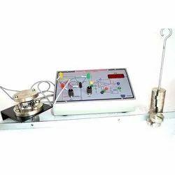Vibration Shock Measuring Setup