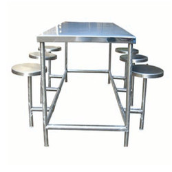 SS Dining Canteen Table