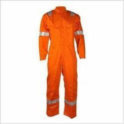 Cotton/Linen Industrial Coverall Dress Fabric, Plain/Solids