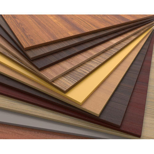 Brown Wpc Board Thickness 3 Mm Rs 55 Square Feet
