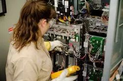 Maintenance Repair Services For Power Factor Panel