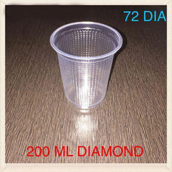 200 ml Disposable Glass
