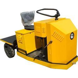 Battery Operated Platform Truck Capacity Up To 2000 Kg Length 3485 Mm