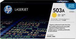 HP Q7582A 503A Yellow Toner Cartridge