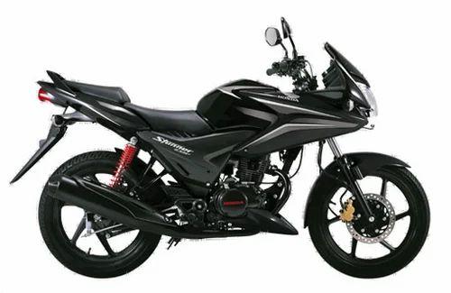 Honda CBF Stunner Loan black model