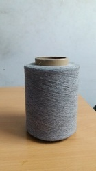 Grey Melange Yarn