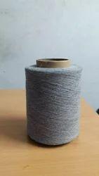 Grey Melange Yarn