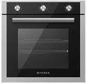 Domestic Black Built In Oven, Model Name/number: 80l 6f, Size/dimension: Large