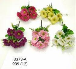 Silk & Plastic Artificial Flower Bunches