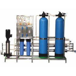 Automatic Reverse Osmosis Plant
