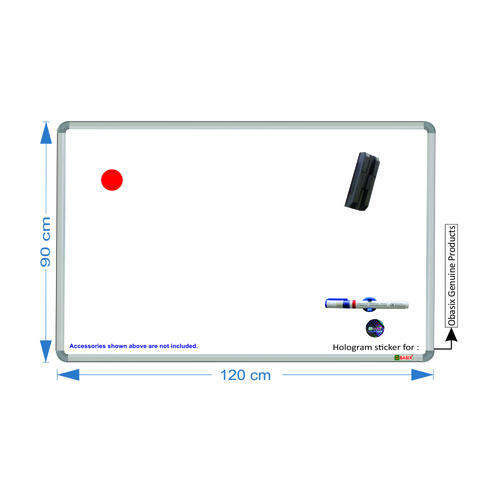 a7cca34371f OBASIX White CMWB90120 Magnetic Whiteboard