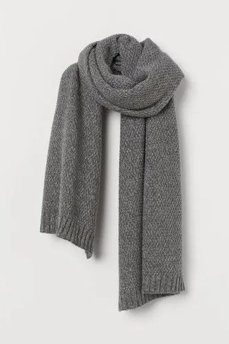 Men''s Knitted Scarf