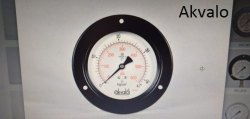 Panel Mounted Pressure Gauges for Medical Equipments