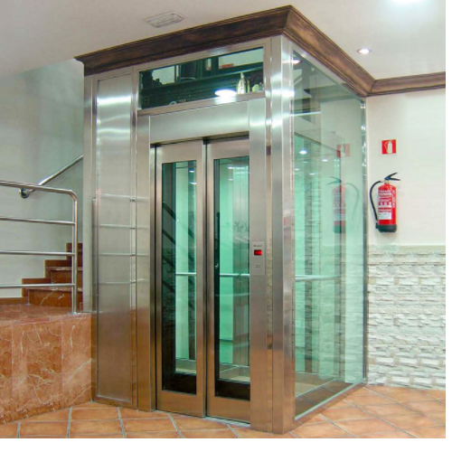 Glass Passenger Lifts