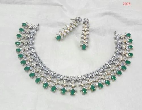 Wedding & Formal Occasion The Best 81b 3pc Bridal Silver Plt White Pearl Crystal Rhinestone Necklace Bracelet Set Large Assortment