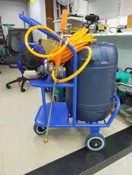 MARK 1 - 10 Hp High Pressure Pumps for Sanitizer Application, Model Name/Number: MK-1, 2 - 15 Lpm