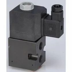 Rotex 3 Port 2 Position Direct Acting Solenoid Valve