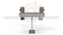 Stainless Steel Sev Extruder Double Head