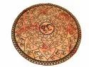 Indian Round Roundie Beach Throw Tapestry