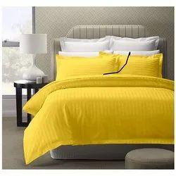 Plain Cotton Bedsheets