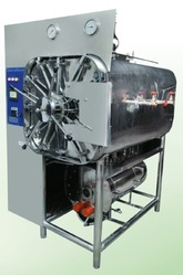 PLT-103B Horizontal Rectangular High Pressure Sterilizer