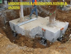 Underpinning & Foundation Repair Consultants