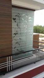 Decorative Room Glass
