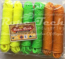 5 Mm 20 Meter Semi Virgin Cloth Drying Rope