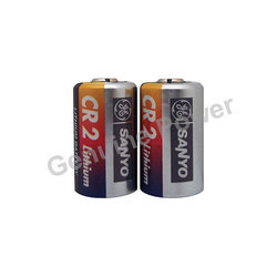 Sanyo Cr2 3v Lithium Battery