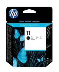Hp 11 Black Plotter Cartridge ( c4810 )