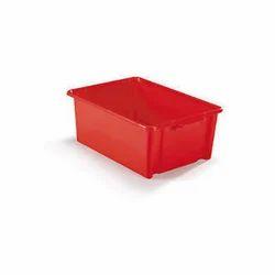 Rectangular Plastic Tub
