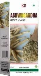 Ashwagandha Root Juice